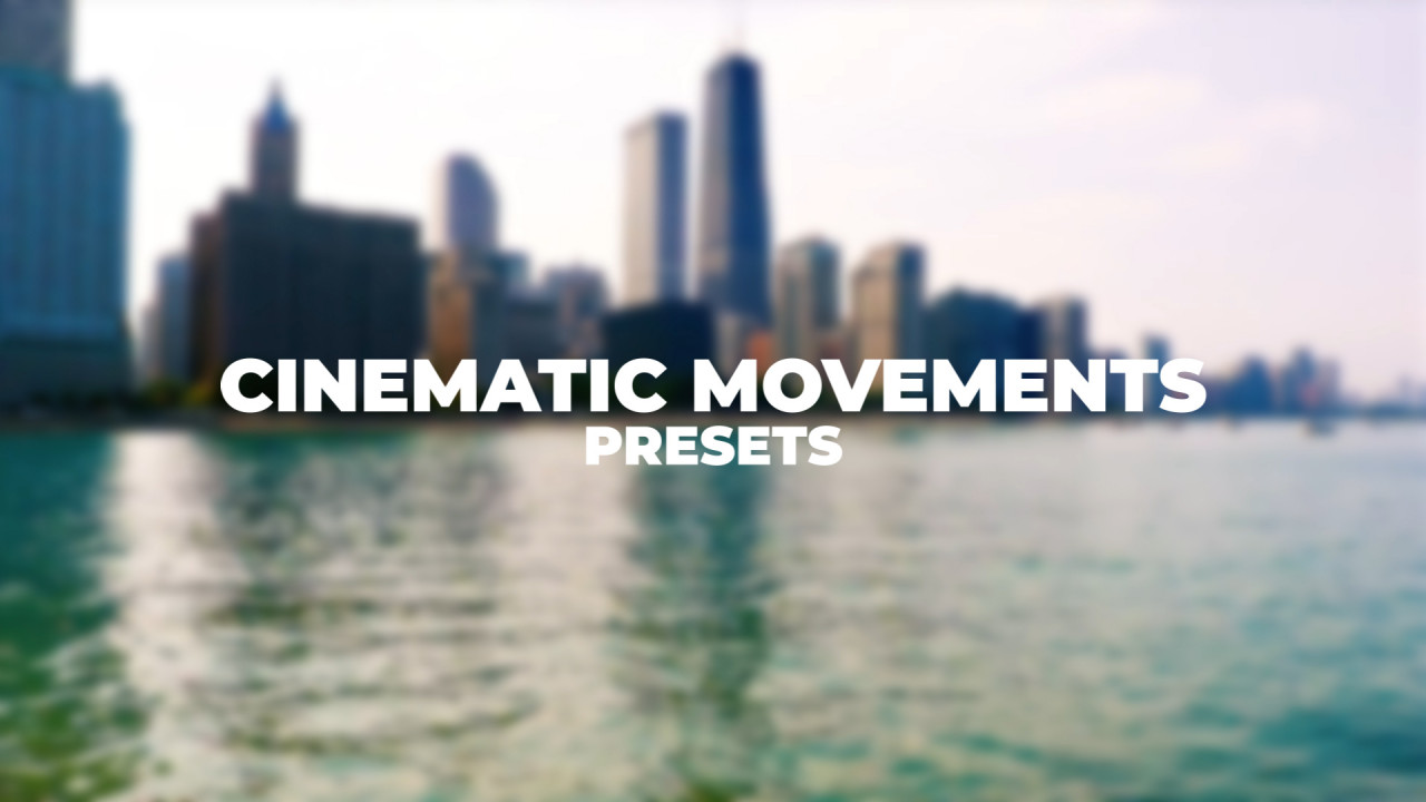 Cinematic Movements Presets 193553 + Music