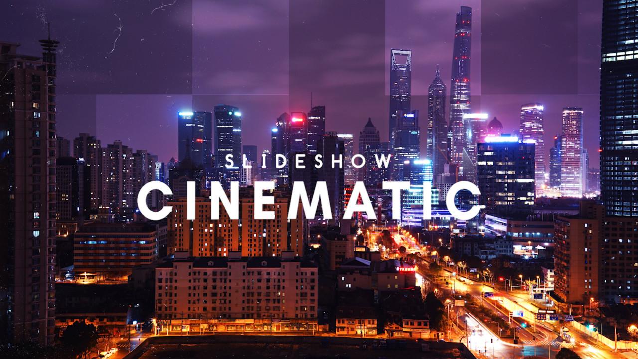 Slideshow Cinematic 195444 + Music