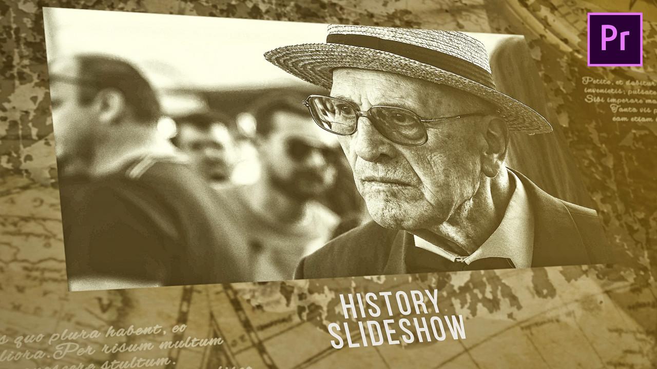 History Slideshow 195606 + Music
