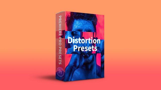 Distortion Presets: Premiere Pro Presets