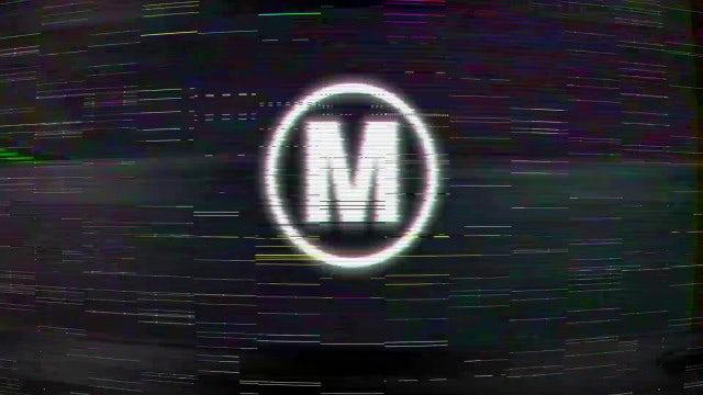 TV Noise Logo: Premiere Pro Templates