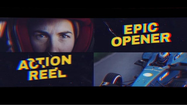 Epic Trailer: After Effects Templates