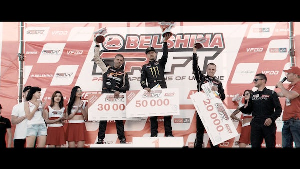 DRIFT STORY by MOTUL S02E03