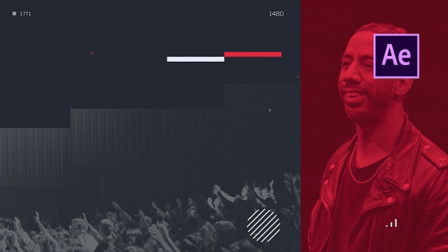 Smart Event Promo: After Effects Templates