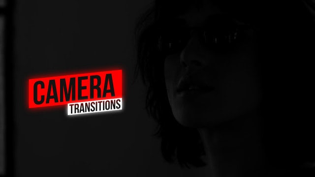 Camera Transitions: Premiere Pro Presets