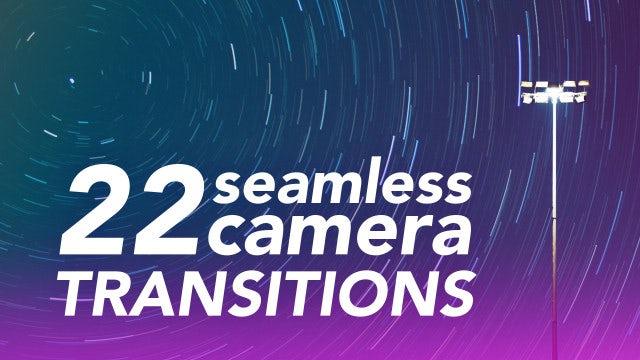 Transitions: Premiere Pro Presets