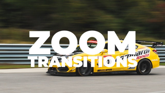 Zoom Mosaic Transitions: Premiere Pro Presets