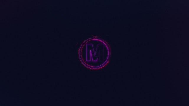 High Voltage Neon Logo: After Effects Templates