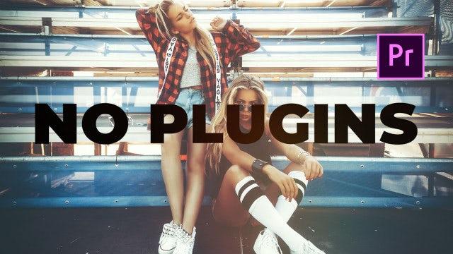 Hip Hop Promo: Premiere Pro Templates
