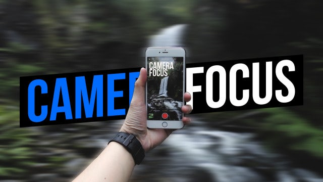 Camera Focus: Premiere Pro Presets