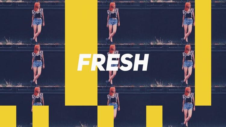 Hip Hop Stylish Promo: Premiere Pro Templates