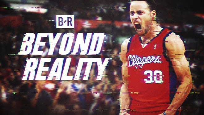STEPH CURRY | BEYOND REALITY