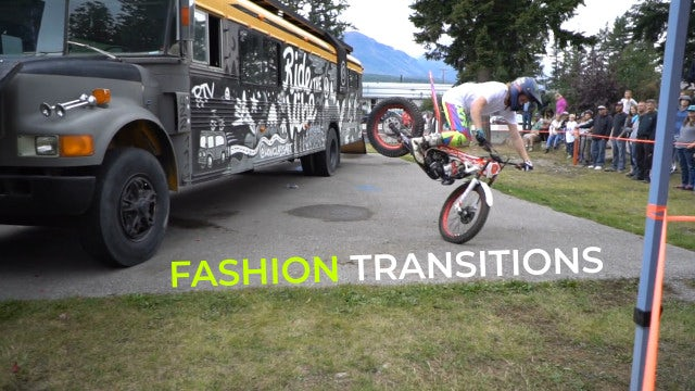 Fashion Transitions Presets: After Effects Presets