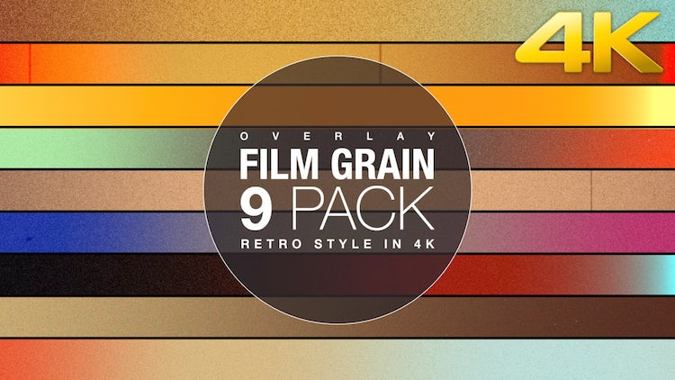 Film Grain 16mm Vintage Collection: Stock Motion Graphics