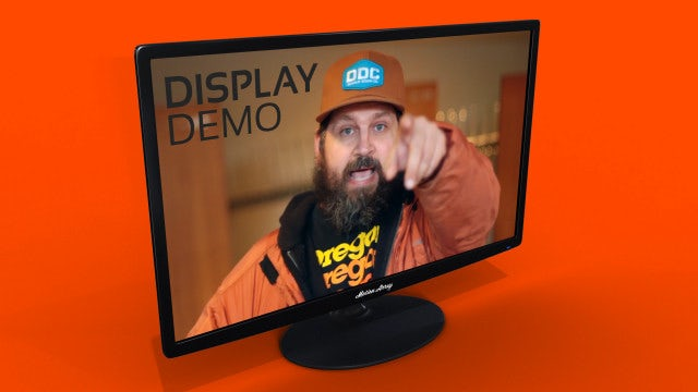 Display Demo: After Effects Templates