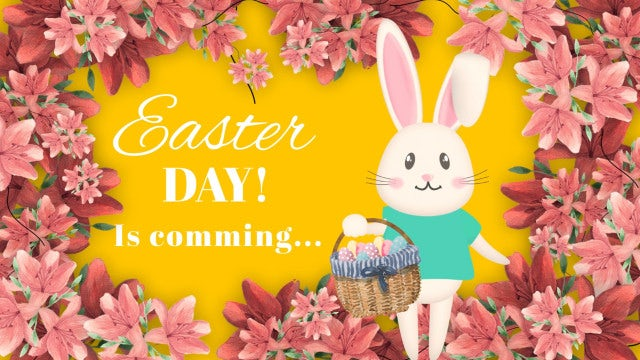 Easter And Spring Big Pack: After Effects Templates