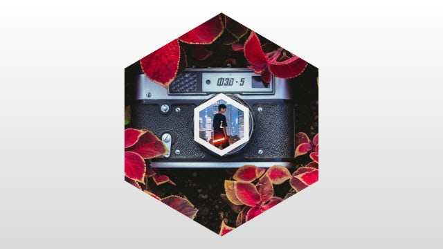 Logo Opener - Photo Geometry: After Effects Templates