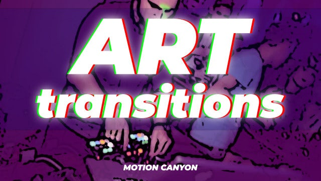 ART Transitions: After Effects Presets