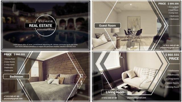 Classic Estate Promo: Premiere Pro Templates