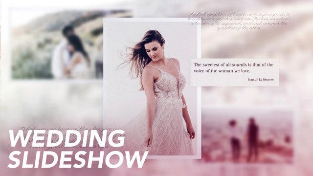 Slideshow: Premiere Pro Templates