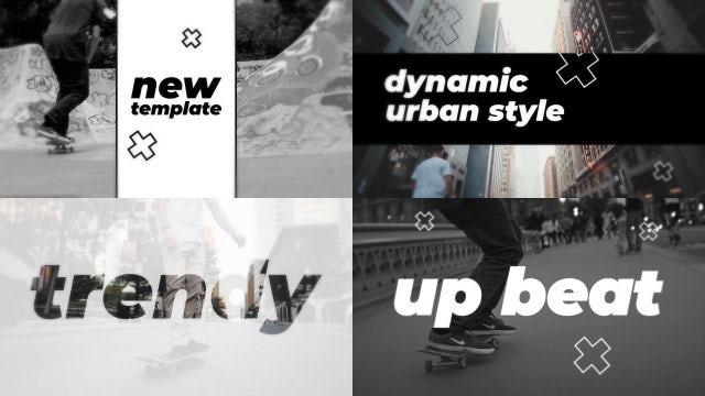 Urban Dynamic Promo: Premiere Pro Templates