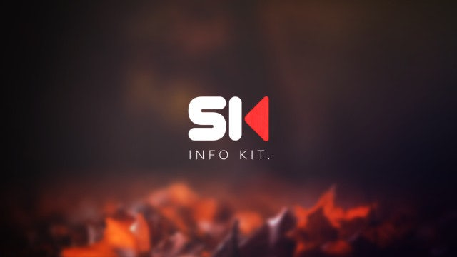 Sik. - Your Info Kit: After Effects Templates
