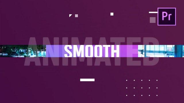 Typography Opener: Premiere Pro Templates