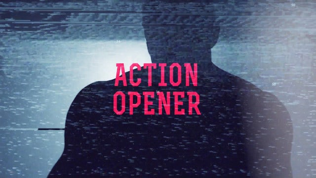 Action Trailer: Premiere Pro Templates