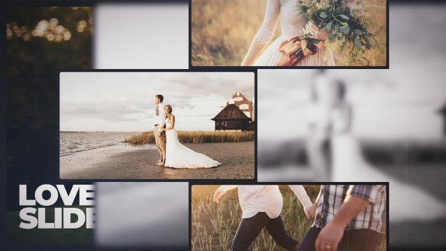 Lovely Slideshow: Premiere Pro Templates