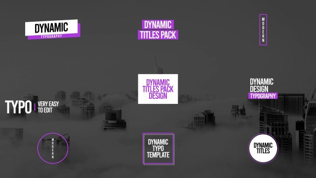 Lower Thirds The Best After Effects Templates Motion Array