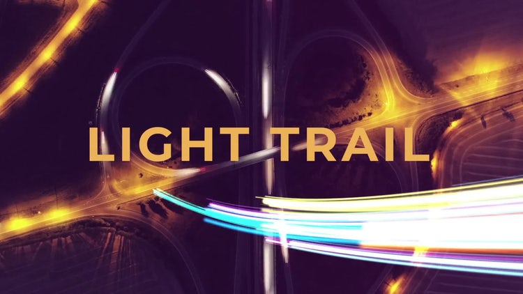 Luminous: Light Trail: Transitions