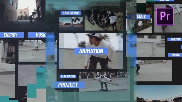 Request Slideshow: Premiere Pro Templates