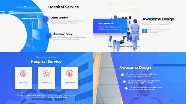 Medical Presentation: After Effects Templates