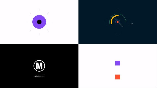 Logo Intro Pack: After Effects Templates