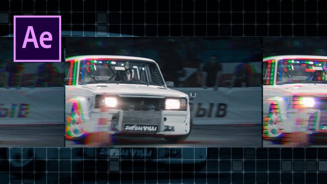 Action Intro: After Effects Templates
