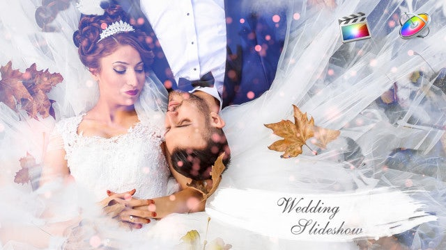 Wedding Slideshow: Final Cut Pro Templates