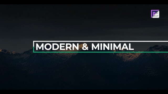 Corporate Titles V1: Motion Graphics Templates