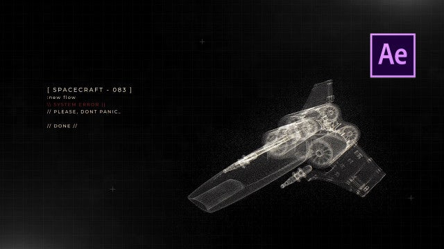 FUTURA | Hitech Titles: After Effects Templates