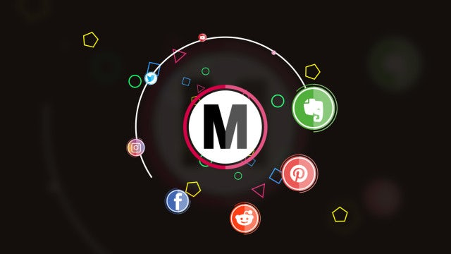 Multiple Social Media: After Effects Templates