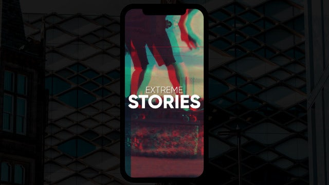 Extreme Street Stories: Premiere Pro Templates