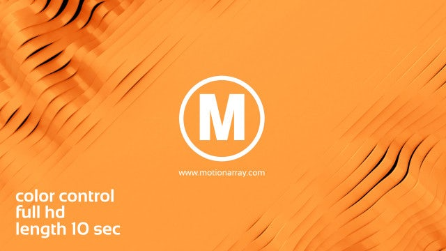 Stripes Logo Reveal: After Effects Templates