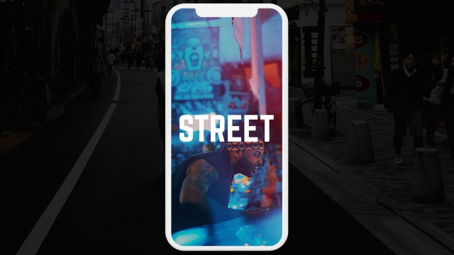 Street Stories: Premiere Pro Templates