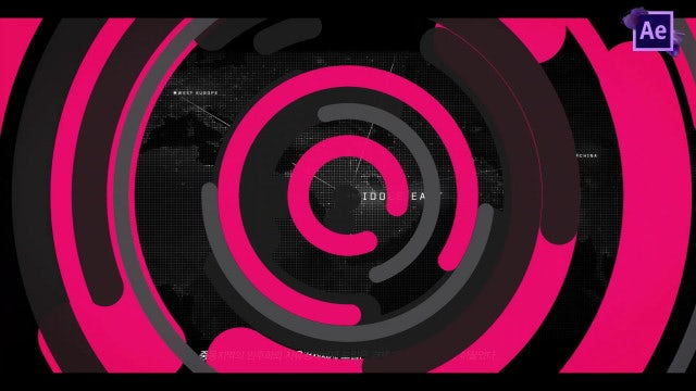 Aloha! Transitions Pack For AE: After Effects Templates