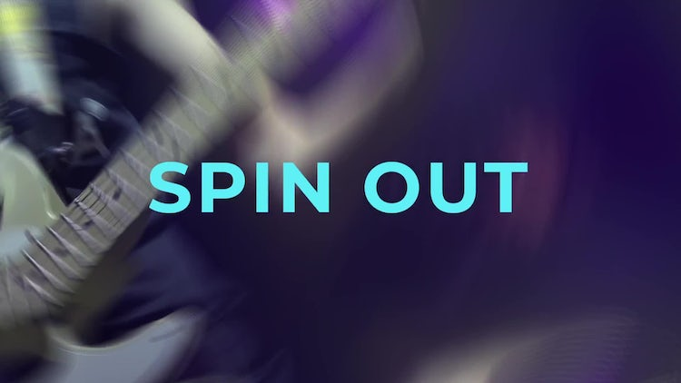 Pusher: Spin Out: Transitions