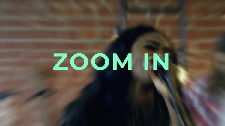 Pusher: Zoom In: Transitions