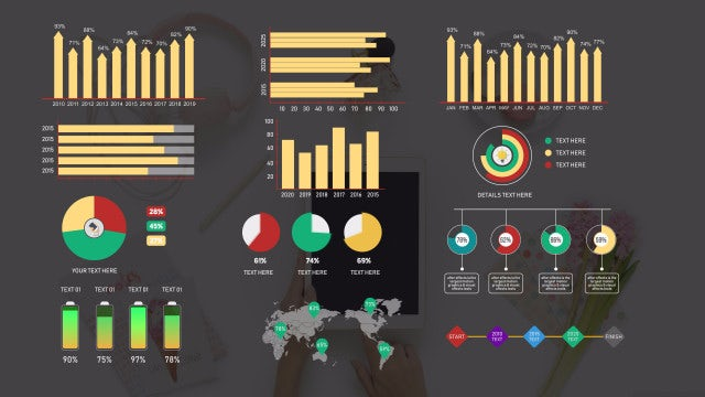 Infographic Presentation - After Effects Templates ...