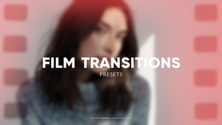 Film Transitions: Premiere Pro Presets