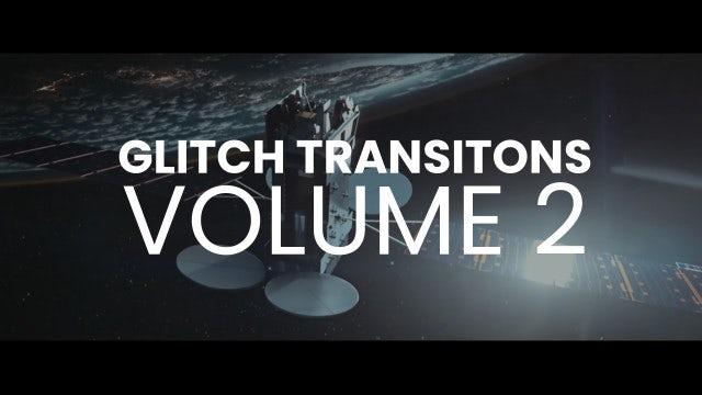 Glitch Transitions V2: Premiere Pro Presets