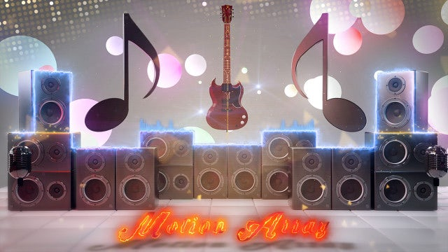 Music Pro: After Effects Templates