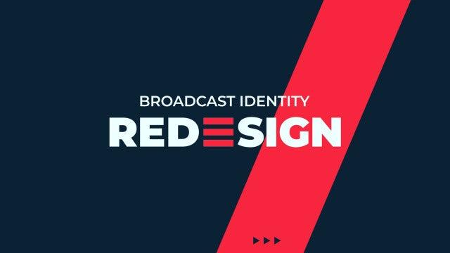 Redsign - Broadcast Identity: Premiere Pro Templates